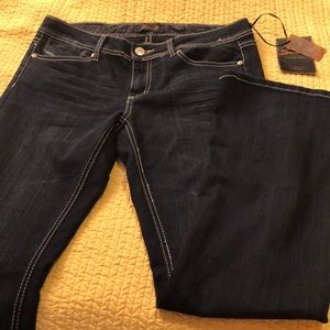 Seven7 Flare Jeans NWT